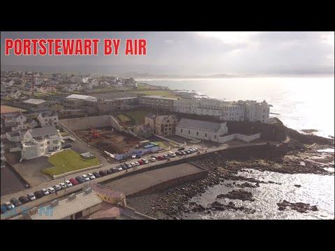 Portstewart By Air
