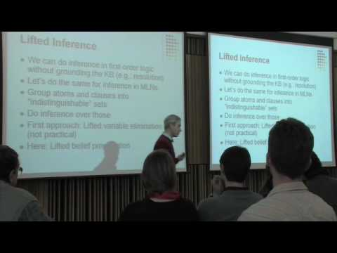 Pedro Domingos - Unifying Logical and Statistical AI
