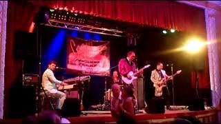 Cagey Strings Nov. 2014 im Waldheim: Tausendmal in meinen Träumen