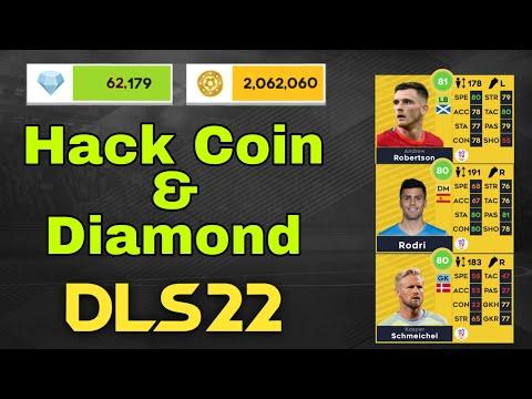 hack coin dream league soccer trên android - Hac.k Full Vàng Dream League Soccer 2021 ???  Hac.k Kim Cương DLS 2021 Có thật không?