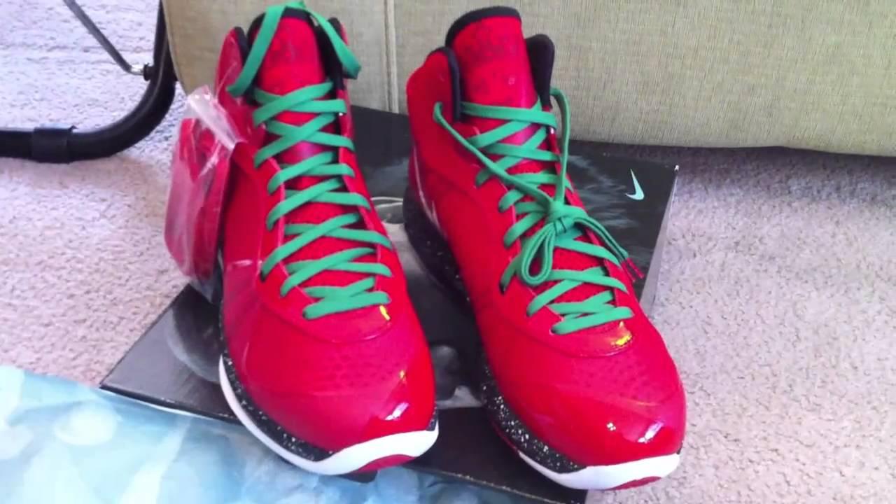 Nike Christmas pack 2010 - Teaser video - LeBron 8 V2 / Kobe VI ...