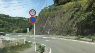 車載動画 鹿児島市 (大明ケ丘中央~坂元~玉里団地)