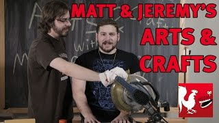 RT Recap - Arts and Crafts