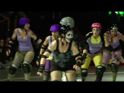 Roller Derby (NRDL vs. WIRD) Hordern Pavilion