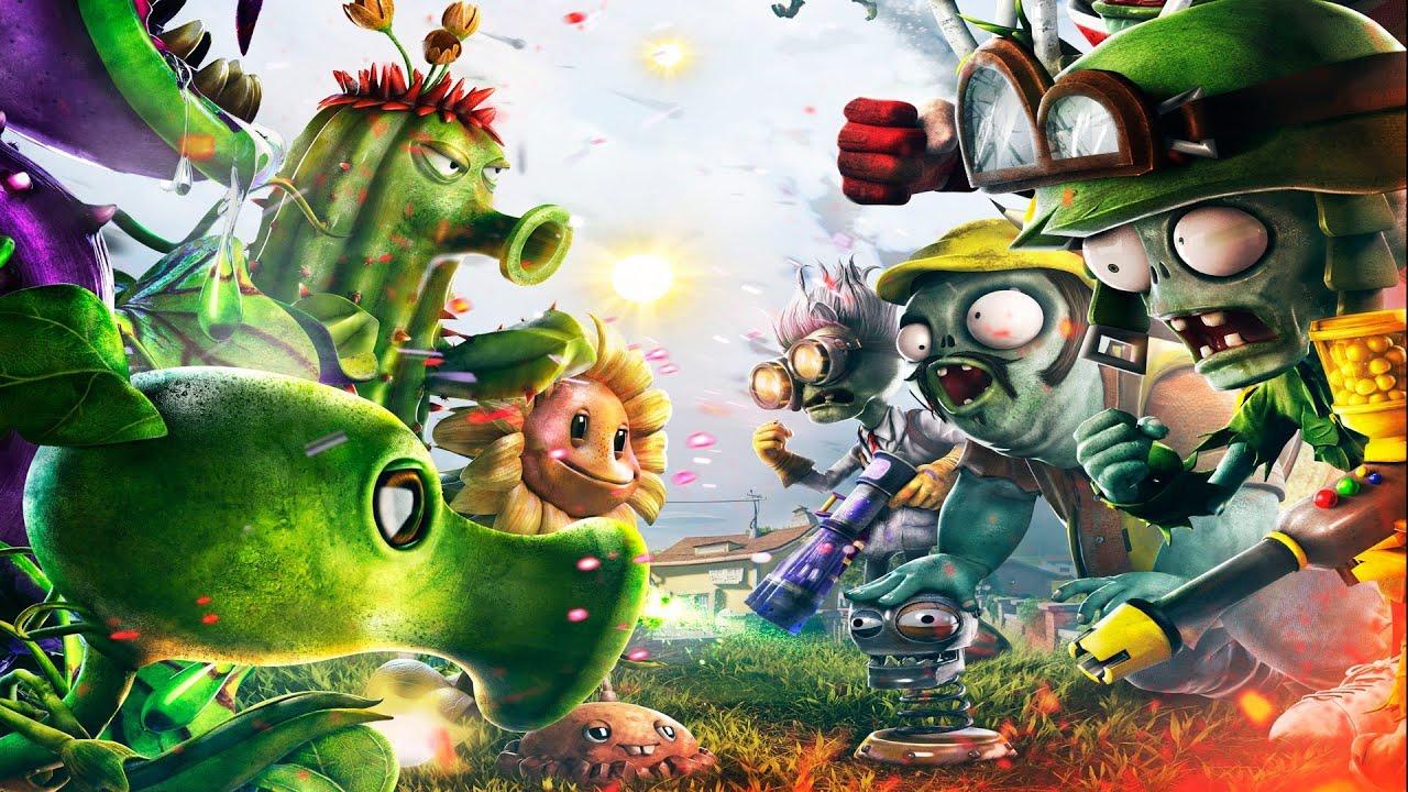 Plante vs zombie jouer a plante vs zombie youtube for Plante vs zombie