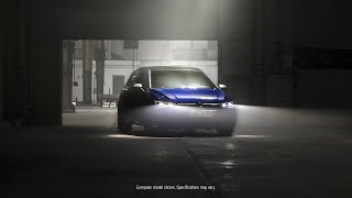 homepage tile video photo for 2022 Golf R Global Reveal | VW Golf R