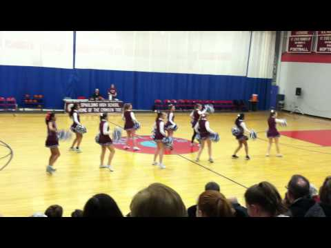 Half time show to the song Carwash  Christina Aguilera