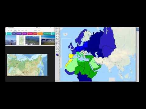 Filler Episode: Map Making Time Lapse