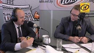 Мой бизнес  ментор проекта Александр Поливко в студии Радио ОНТ