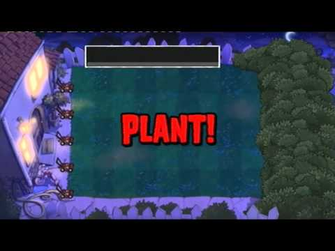 Plants VS Zombies - PS3 - A Bunch of Mini-Games - Part 3