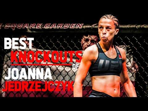 Joanna Jedrzejczyk Best Highlights & Knockouts 2018 HD