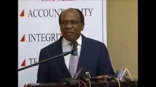 Dr. Reginald Mengi ameishauri Tume ya Taifa ya Uchaguzi ikemee uvunjifu wa maadili