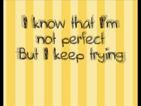Perfect ~ Hedley lyrics