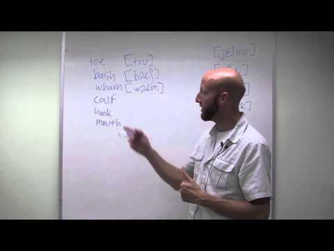 Phonetics (pt. 3)