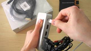 blackmagic design intensity extreme hdmi capture card unboxing with dvi to hdmi converter