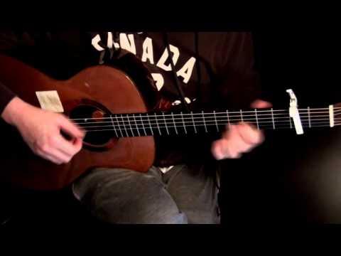 John Newman - Love Me Again - Fingerstyle Guitar