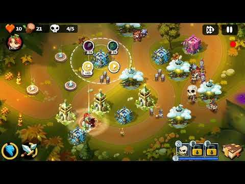 Hero Defense King - Stage 9 - Challenge |