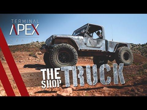 "Custom Jeep YJ Pickup ""Shop Truck"" | S1 E06 | Terminal Apex"