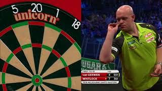 PDC Melbourne Darts Masters 2018 - Michael van Gerwen vs Simon Whitlock Part 2/2