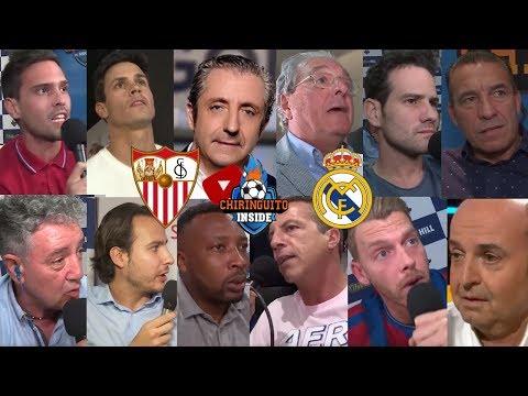 DIRECTO | SEVILLA - REAL MADRID con EL CHIRINGUITO | LaLiga