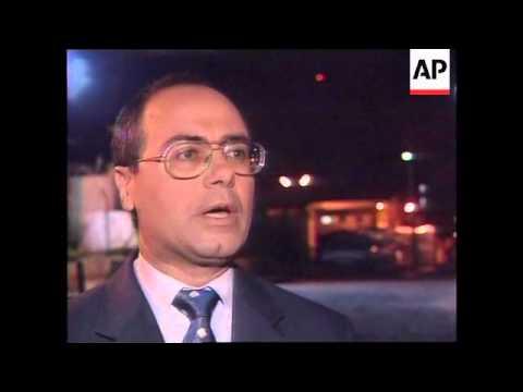 ISRAEL: POLITICS: BISHARA DROPS OUT OF ELECTION RACE