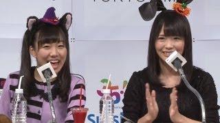 ラジオ番組「SKE48高柳明音の暗黙の了解」の公開収録が東京都内で行われ...
