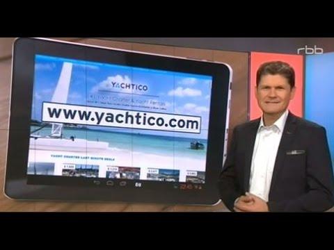 Yachtico Yachtcharter Im RBB -
