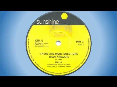 Mally - There are more questions than answers mp3