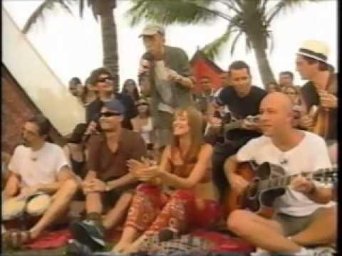 """Titãs - """"Resposta"""" no Luau em 1999"""