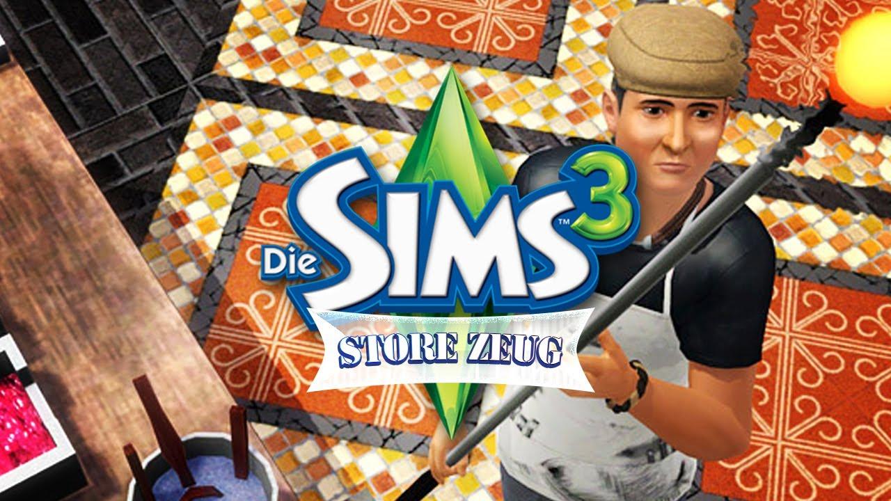 Die Werkbank ★ Sims 3 Store Update - DIE SIMS 3 - YouTube