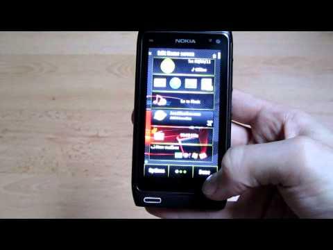 .:: Nokia N8 widgets editing ::.