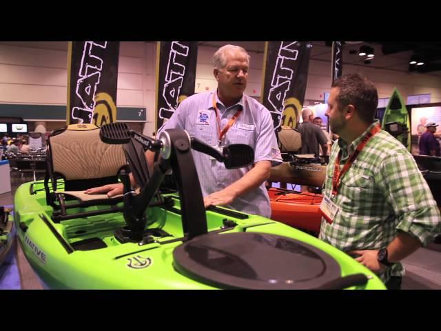 ICAST 2014 - Native Watercraft