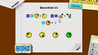 American Mensa Academy - Test - Perfect 180 with narration