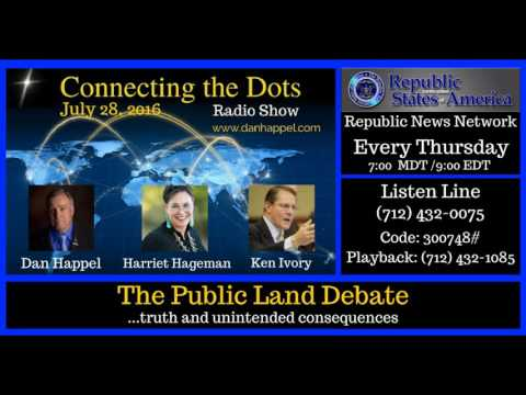 The Public Land Debate - truth and unintended consequences