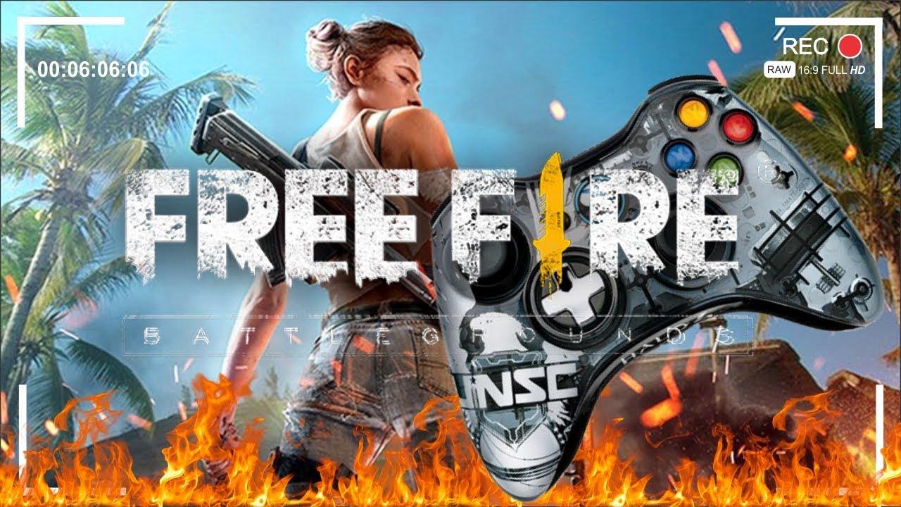 Jogando Free Fire No Pc Controle Xbox Youtube