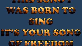 """FREE TO DANCE"" WITH LYRICS  HILLSONG UNITED"