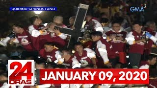 24 Oras Express: January 9, 2020 [HD]