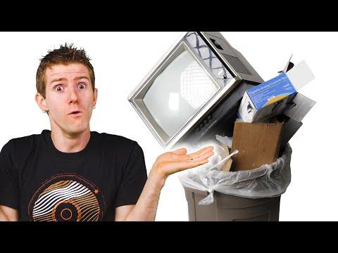 Why Tube TVs DIED