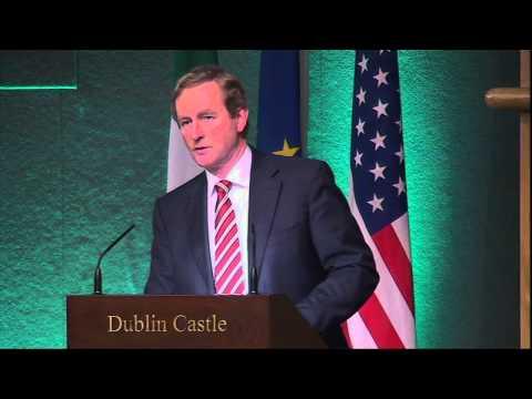 Taoiseach Enda Kenny - Driving The Future