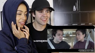 Vlogsquad Reacting to the Vlogsquad for 17 Minutes