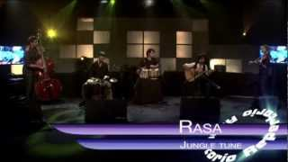 RASA en la TV programa Repertorio 3/5 - Jungle Tune