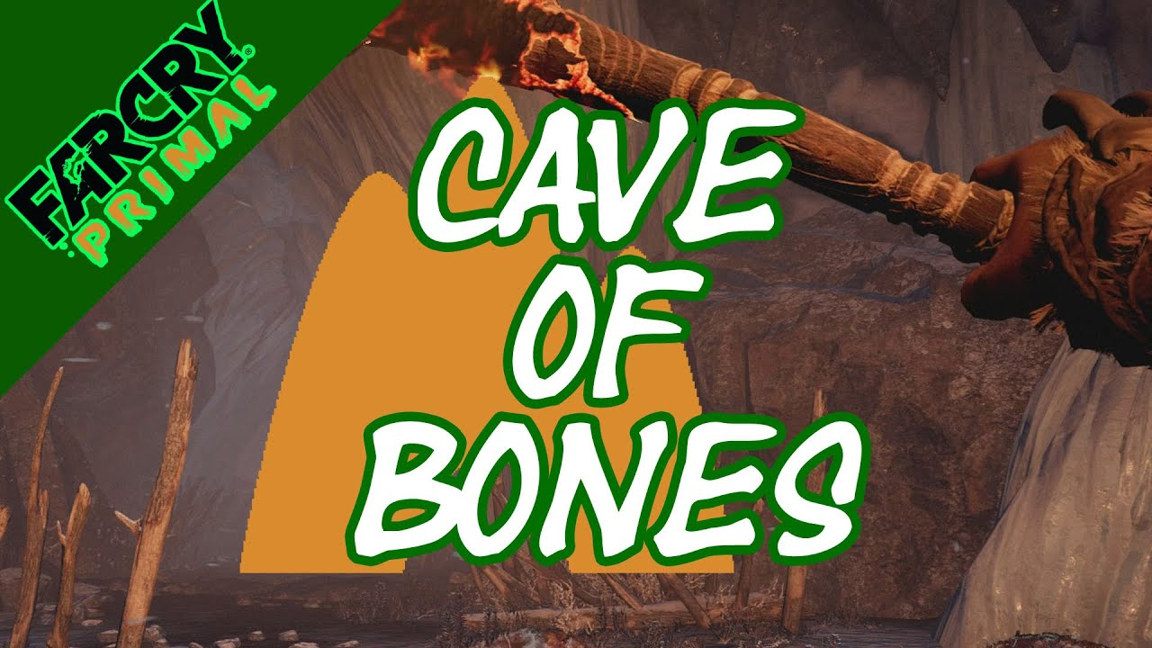 Man Cave Far Cry 5 Walkthrough : Far cry primal cave of bones painting and daysha