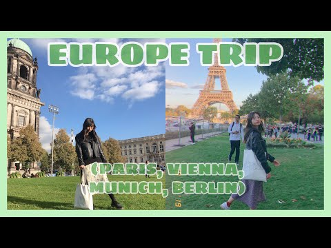 (mol-74---エイプリル)-ヨーロッパ旅行、2019年の秋🍂-//-유럽가을여행