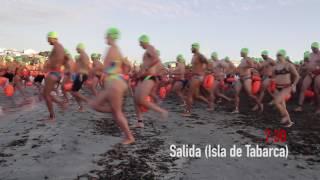 Travesía Tabarca Santa Pola 2017