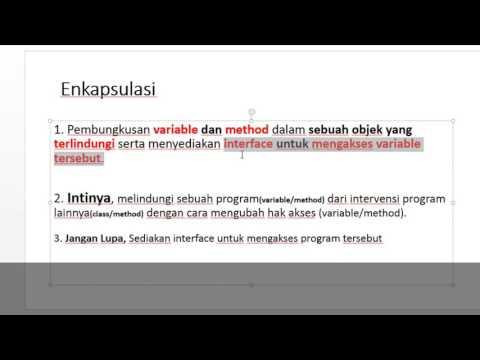 tutorial-java-untuk-pemula-(bahasa-indonesia)---19-getter-&-setter-(enkapsulasi)