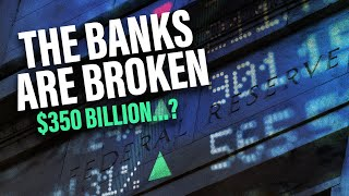 ANOTHER COMING RECESSION? Federal Reserve funds banks billions, market is broken