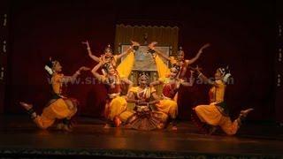 Sridevi Nrithyalaya - Swathi Thirinal's Bhupalam Thllana
