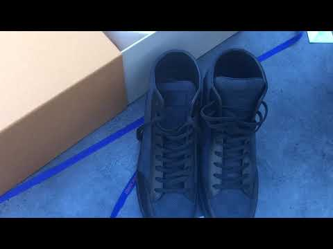 Louis Vuitton Offshore Boot Sneakers Unboxing