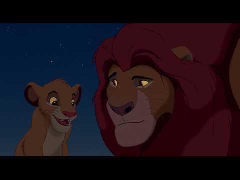 The Lion King Mufasa Forgives Simba Bulgarian
