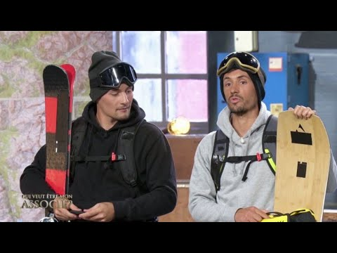 """""""Qui Veut être Mon Associé Sur"""" M6: Quicksett, Une Fixation Rotative Pour Les Snowboards"""